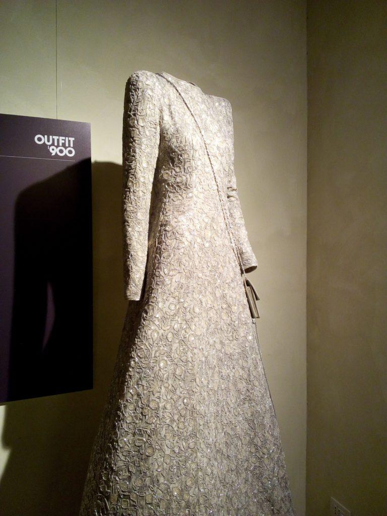 Giorgio Armani, abito da sera Collezione primavera/estate 1994 Abito indossato da Glenn Close alla Cerimonia degli Oscar nel 1994