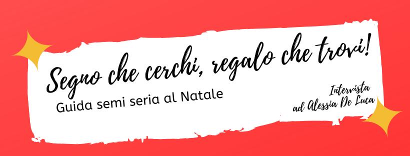 Intervista ad Alessia De Luca