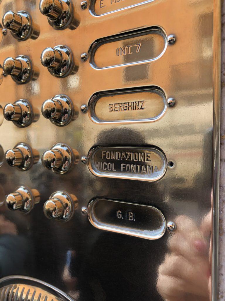 Fondazione Fontana - Via S. Sebastianello 6, Roma