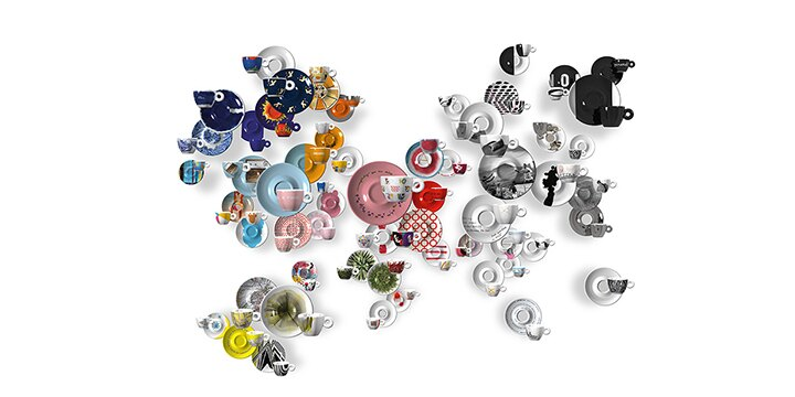 illy Art Collection - Source illy website