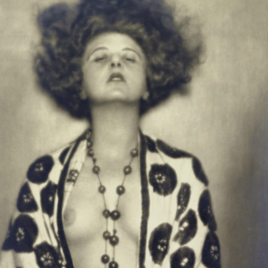 Elise Altmann Loos, 1922, Madame d'Ora
