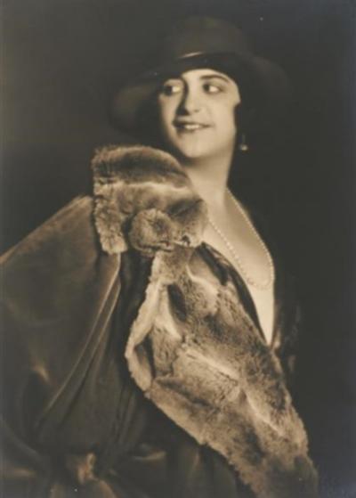Madame d'Ora, foto del 1900 circa