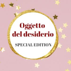 COVER Oggetto del desiderio special edition