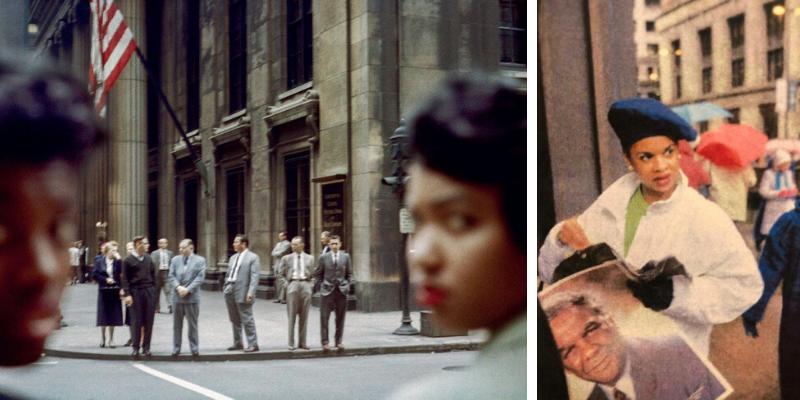 Il tempo di Vivian Maier - Source catalogue and Pinterest