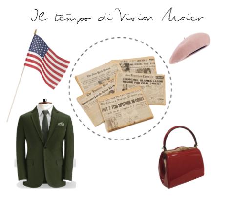 Moodboard 3 - Il tempo di Vivian Maier
