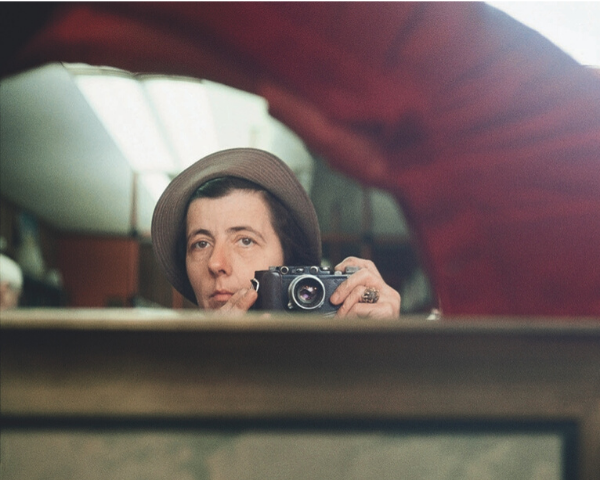 Nel guardaroba di… // Vivian Maier