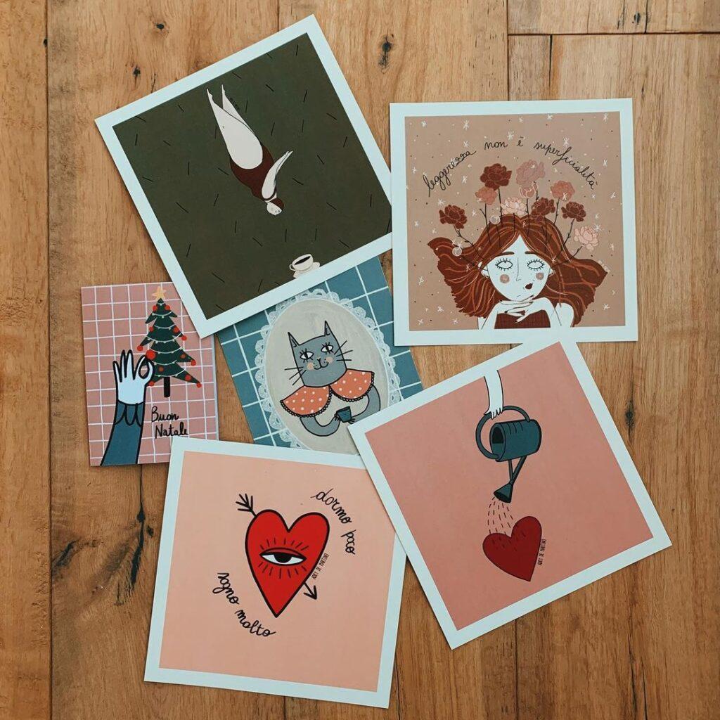 Adry De Martino - Stampe illustrazioni